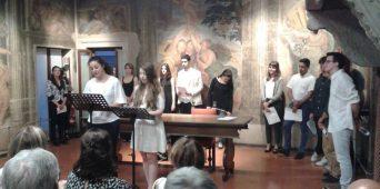 Lettura di Shakespeare alla Notte Europea dei musei