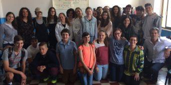 Una visita dall'Australia per i nostri studenti di inglese
