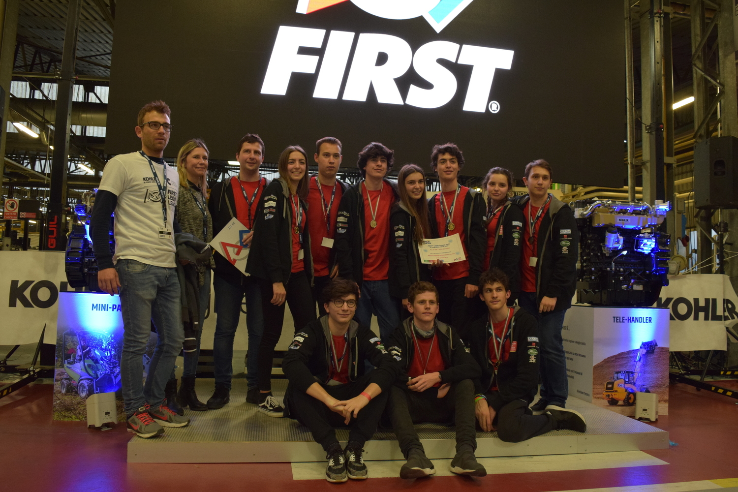 FIRST® LEGO® League 2017-2018