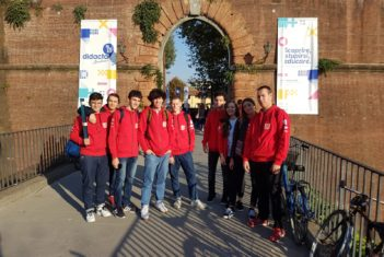 La TECH.NO.LOGIC testimonial alla fiera DIDACTA di Firenze