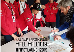 First Lego League Italia 2019