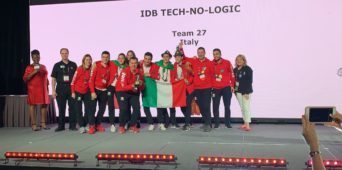IDB TECH.NO.LOGIC vince i mondiali di robotica FIRST® LEGO® League