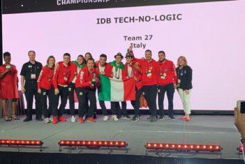IDB TECH.NO.LOGIC vince i mondiali di robotica FIRST® LEGO® League