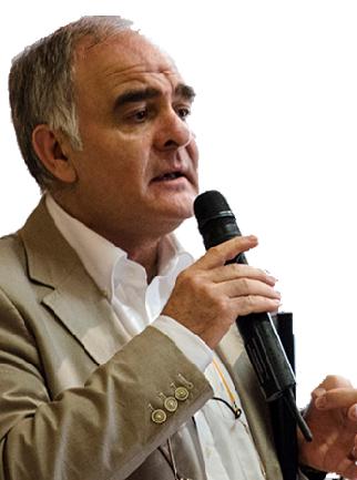 Preside prof. ing. Michele Lauriola